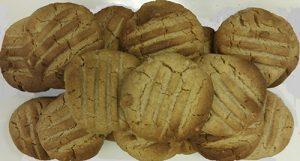Everyday Honey Spelt Biscuits