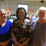 Michelle Rowland Brontee Bee and Annette SeedSaver